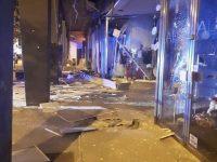 """Attentato a Casoria, il sindaco Bene promette maggior sicurezza.   Casillo: """"inqualificabile vile atto"""" Graziuso: «Stringiamoci intorno ai commercianti colpiti»"""