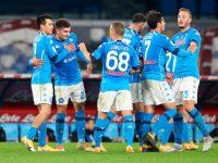 Coppa Italia: Il Napoli batte l'Empoli e si qualifica ai quarti.
