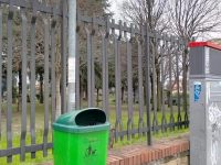 Casoria: re-installati i cestini per deiezioni canine