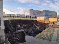Esplode condotta di ossigeno, danni al Covid center dell'Ospedale del Mare