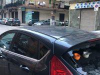 Balordi danneggiano auto al quartiere S. Paolo, residenti allo stremo.