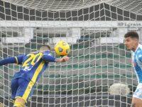 Brutta sconfitta per un brutto Napoli: Il Verona vince 3-1