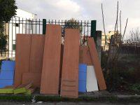 Abbandono rifiuti, scoperto e sanzionato cittadino incivile