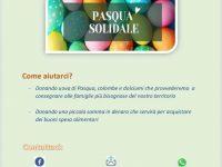 Pasqua solidale: la solidarietà è l'unico investimento che non fallisce mai