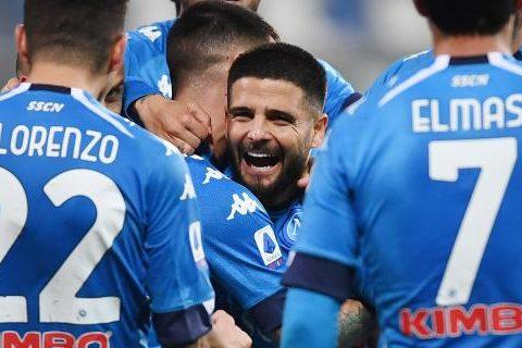 Il Napoli batte il Bologna e mantiene vivo il sogno Champions